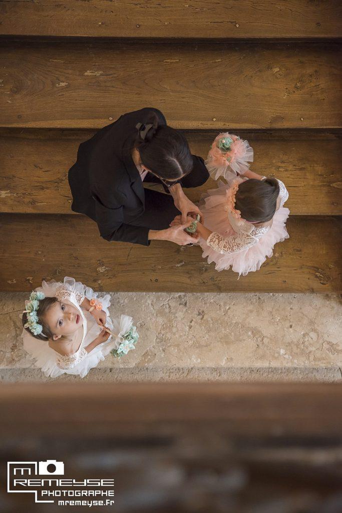 Accessoires mariage Alice Marty Fleuriste Albi Toulouse Bouquet bracelets couronnes