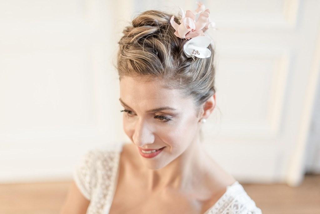 Alice Marty Créatrice d'accessoires mariage Epingles à chignon Valentines
