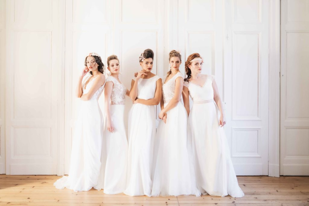 Alice Marty Créatrice d'accessoires mariage Collection Winter