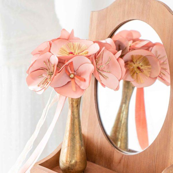 Bouquet coquelicots 1 Alice Marty - Couture florale Accessoires Mariage