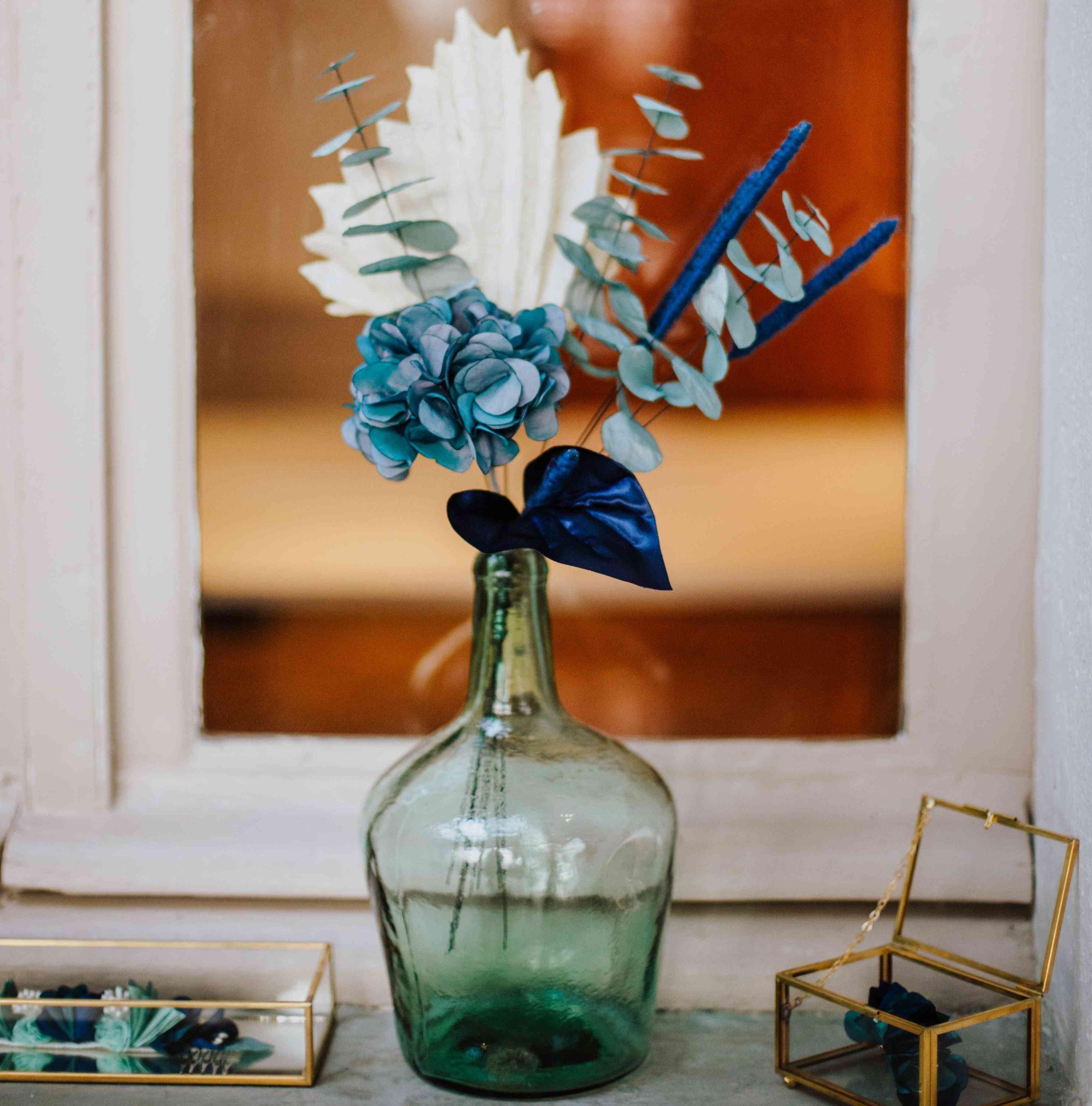 Bouquet sauvage 1 Alice Marty - Couture florale Accessoires Mariage