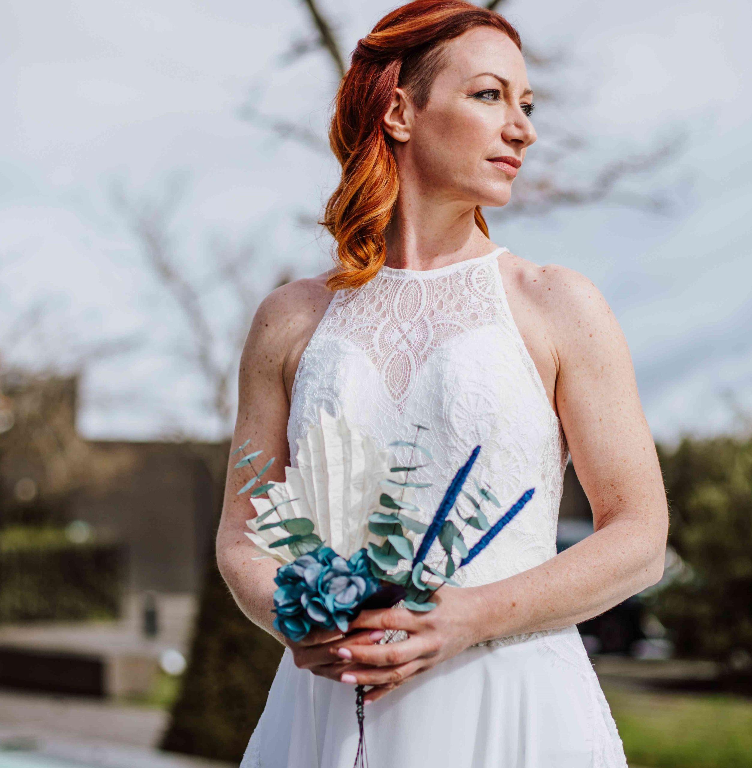 Bouquet sauvage 2 Alice Marty - Couture florale Accessoires Mariage