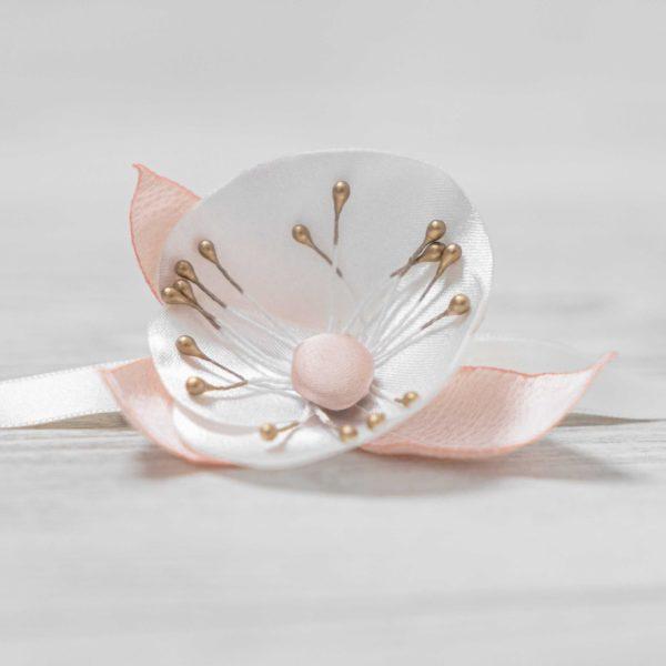 Bracelet Eléonore 1 Alice Marty - Couture florale Accessoires Mariage