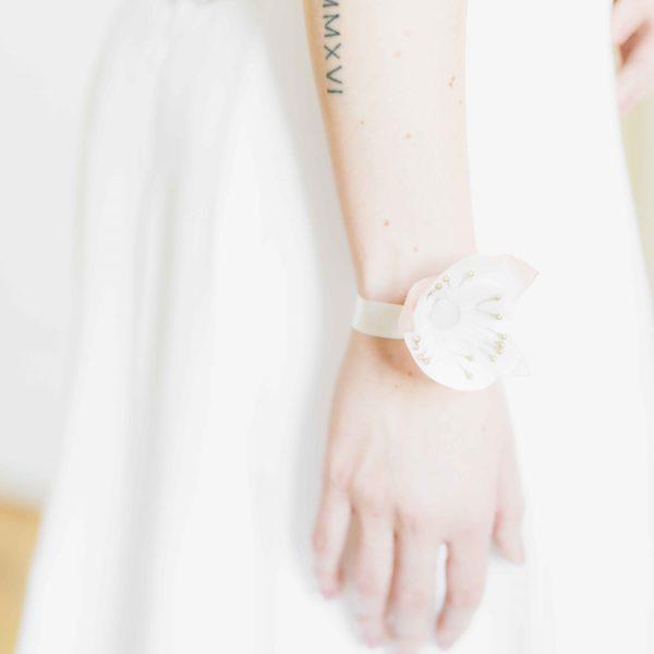 Bracelet Eléonore 5 Alice Marty - Couture florale Accessoires Mariage