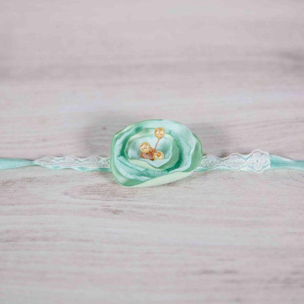 Bracelet Louise 1 Alice Marty - Couture florale Accessoires Mariage