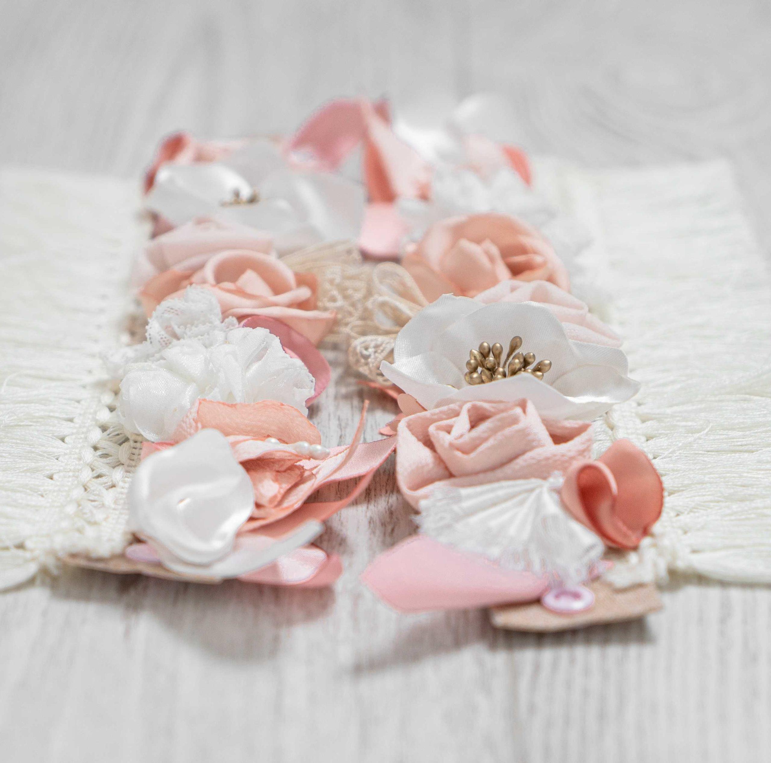 Bracelets cheville 2 Alice Marty - Couture florale Accessoires Mariage
