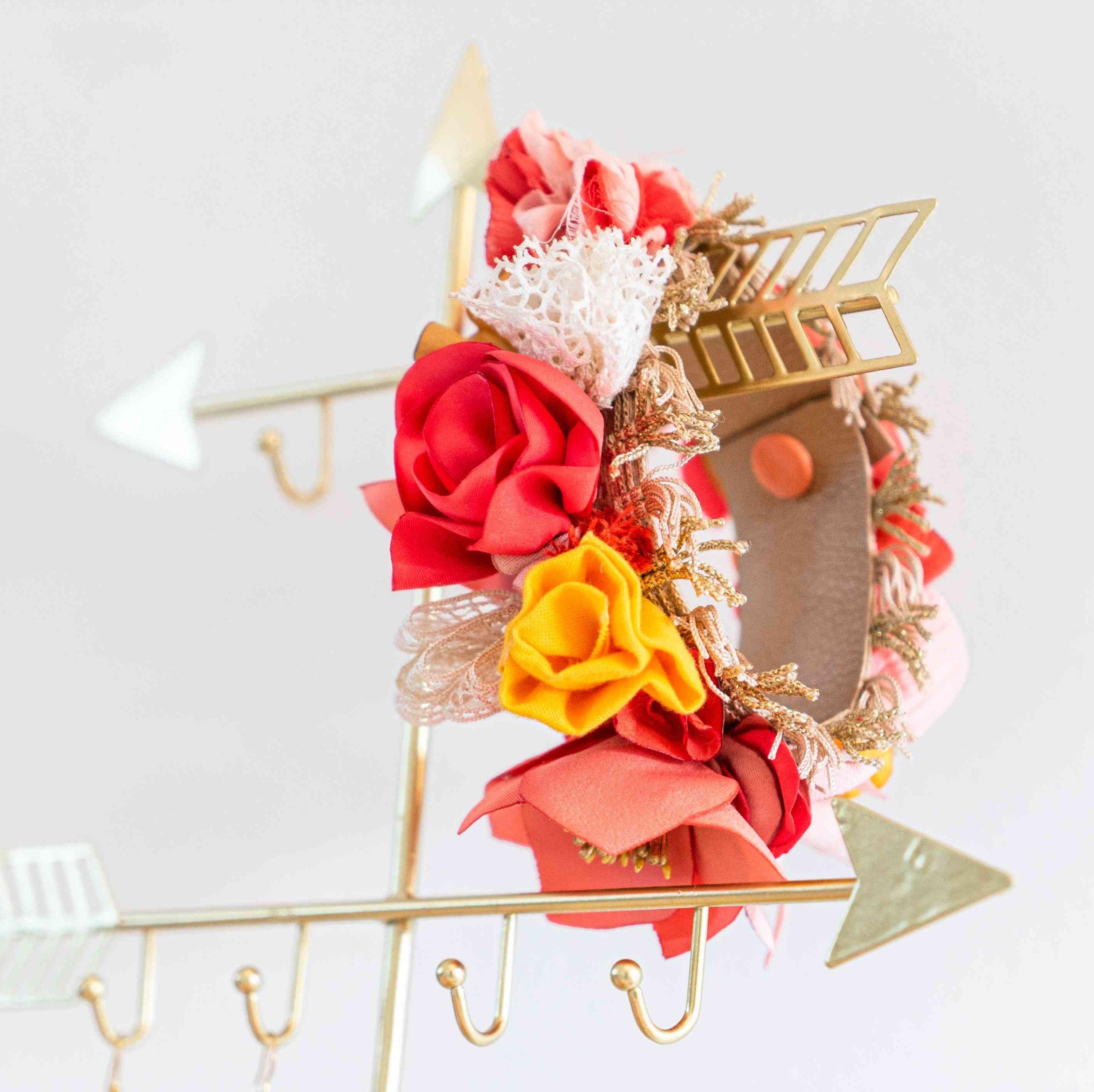 Bracelets cheville 5 Alice Marty - Couture florale Accessoires Mariage