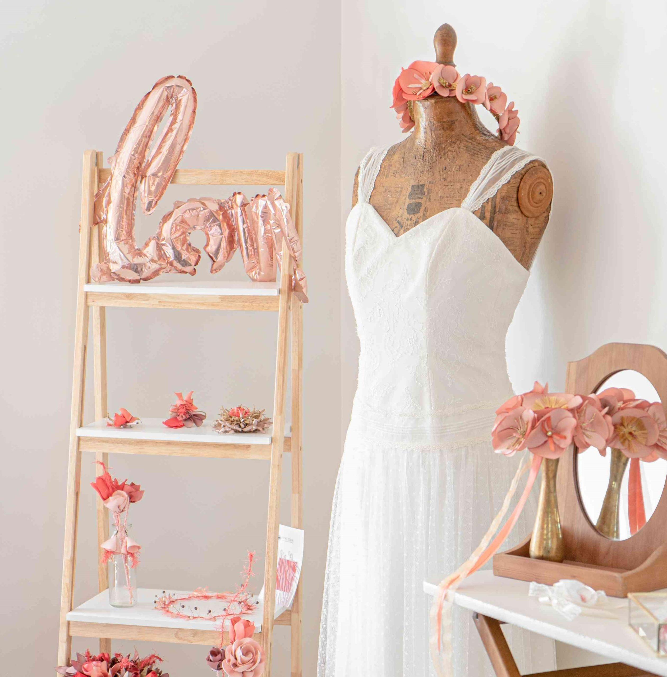 Carte cadeau 2 Alice Marty - Couture florale Accessoires Mariage