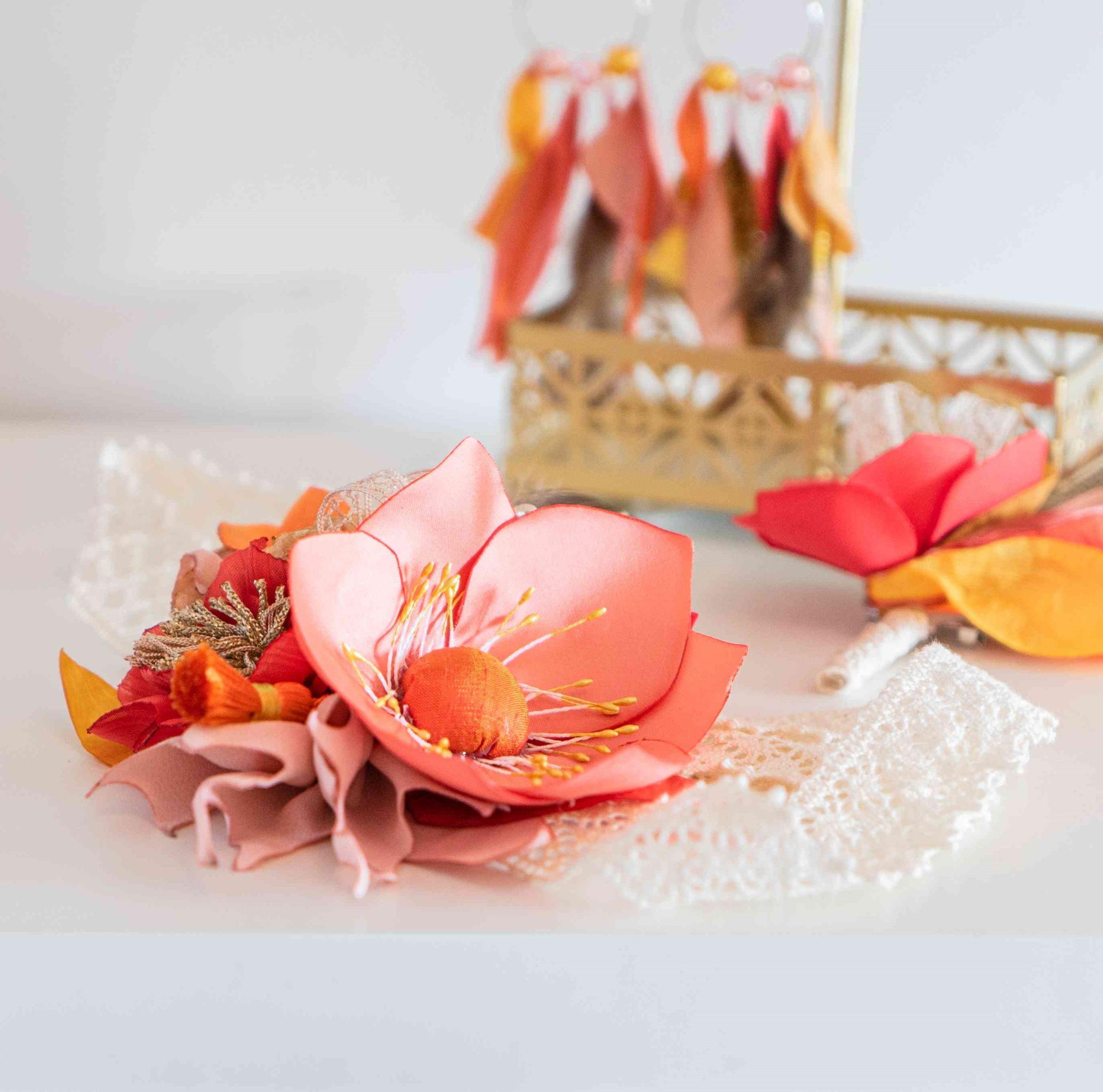Carte cadeau 4 Alice Marty - Couture florale Accessoires Mariage