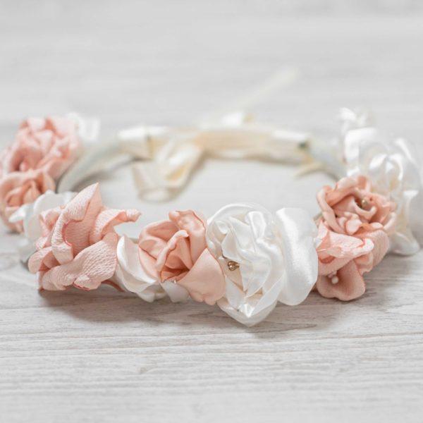 Couronne Elisabeth 1 Alice Marty - Couture florale Accessoires Mariage
