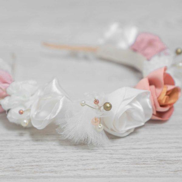 Couronne Joséphine 1 Alice Marty - Couture florale Accessoires Mariage