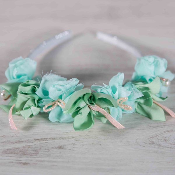 Couronne Louise 1 Alice Marty - Couture florale Accessoires Mariage