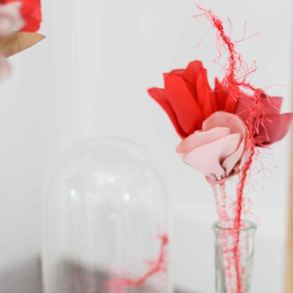 Fleurs sur tiges 1 Alice Marty - Couture florale Accessoires Mariage