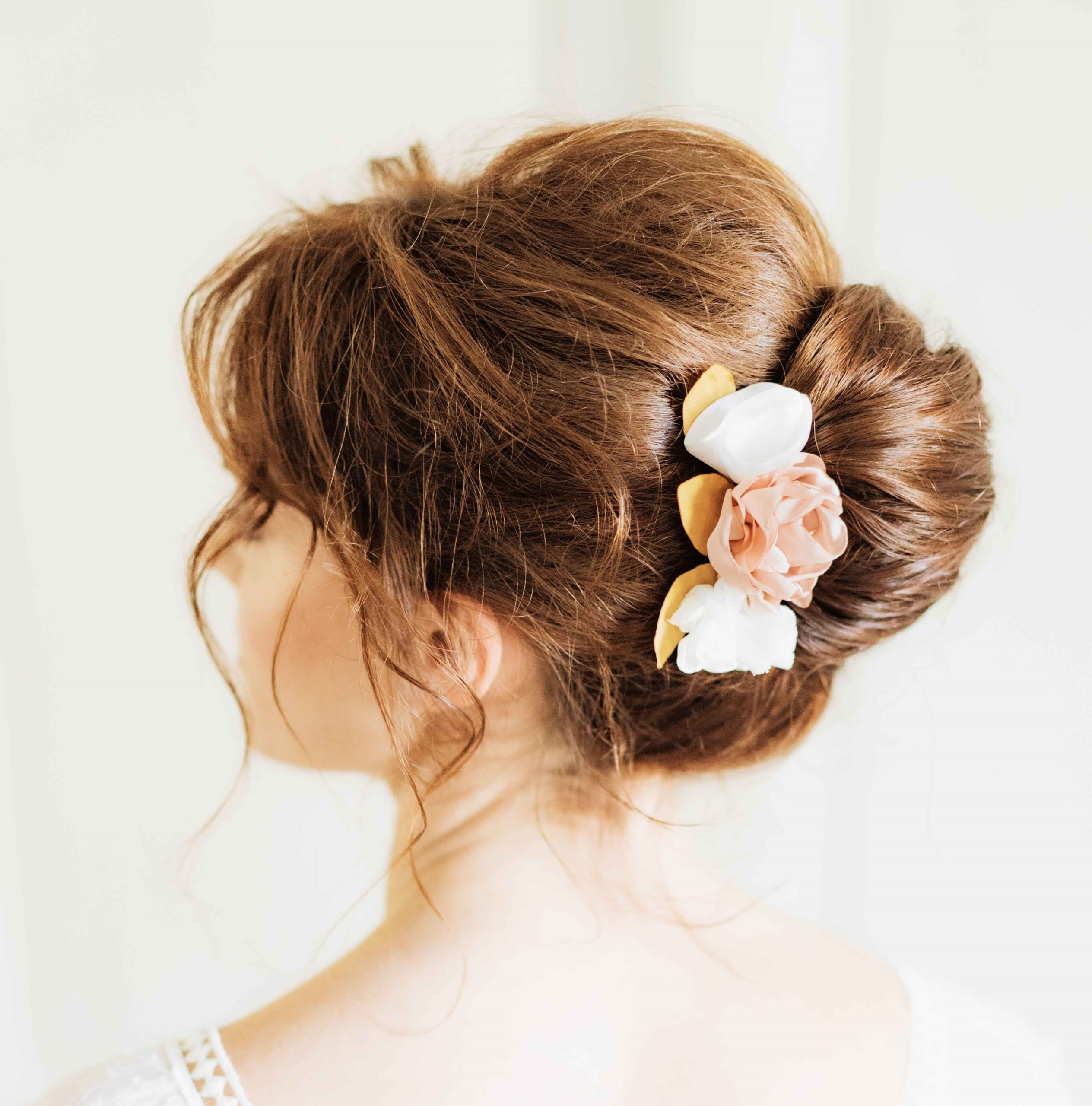 Peigne Apolline 2 Alice Marty - Couture florale Accessoires Mariage