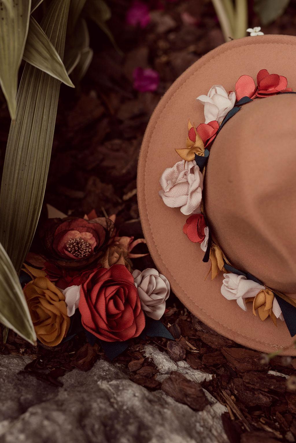 Fleurs textiles Accessoires mariée Alice MARTY Couture Florale Accessoires mariage et jolis jours