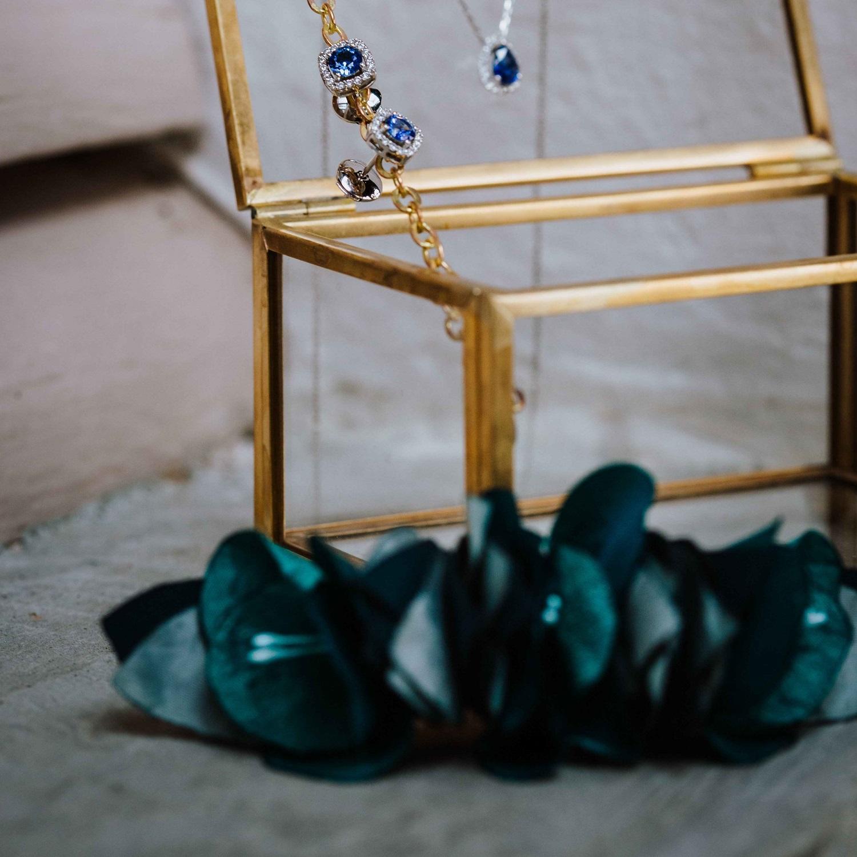 Barrettes Solène version pétales Alice MARTY Couture florale