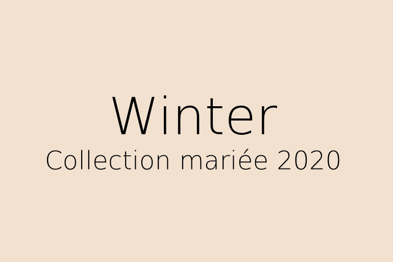 Collection winter 2020