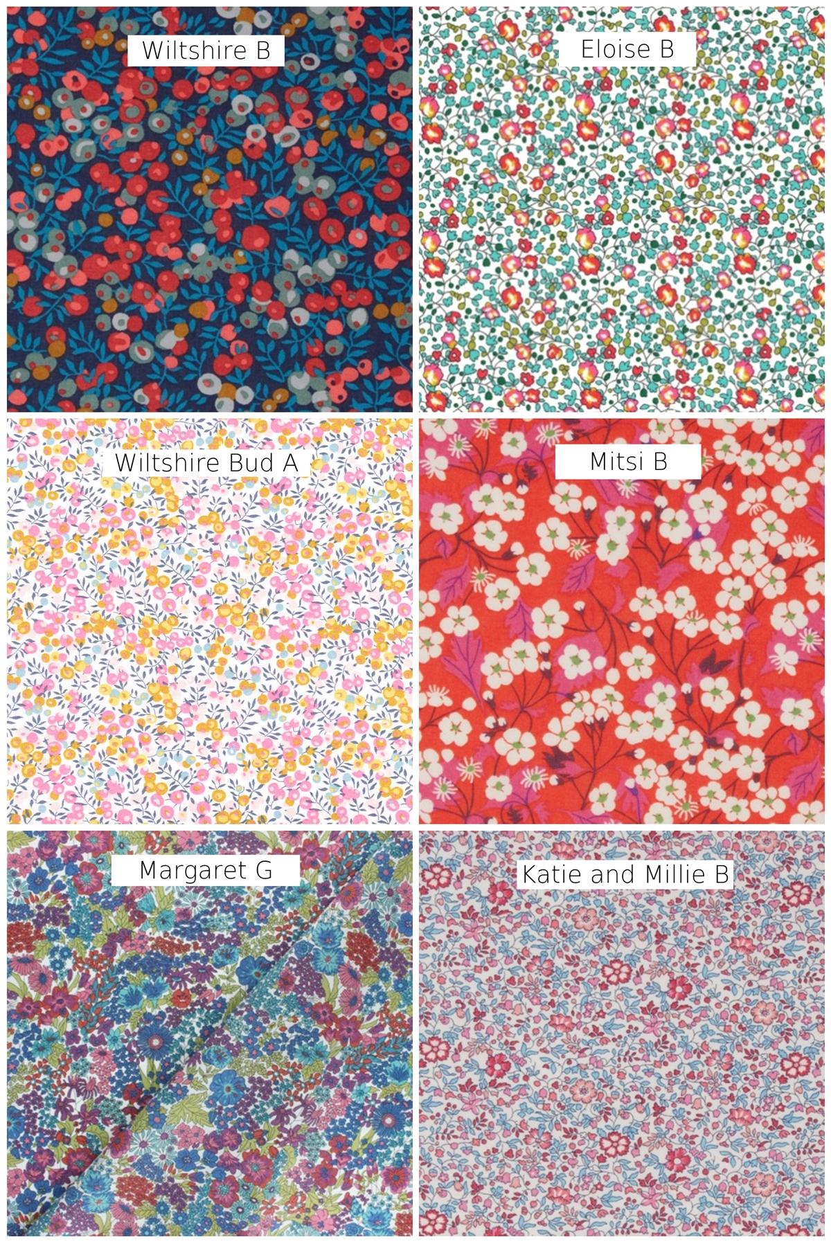 Liberty été 2021 Alice MARTY Couture florale Accessoires fleuris Albi Toulouse
